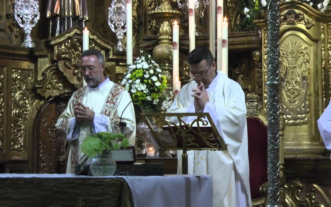 69 aniversario de la Coronación Canónica de la Virgen