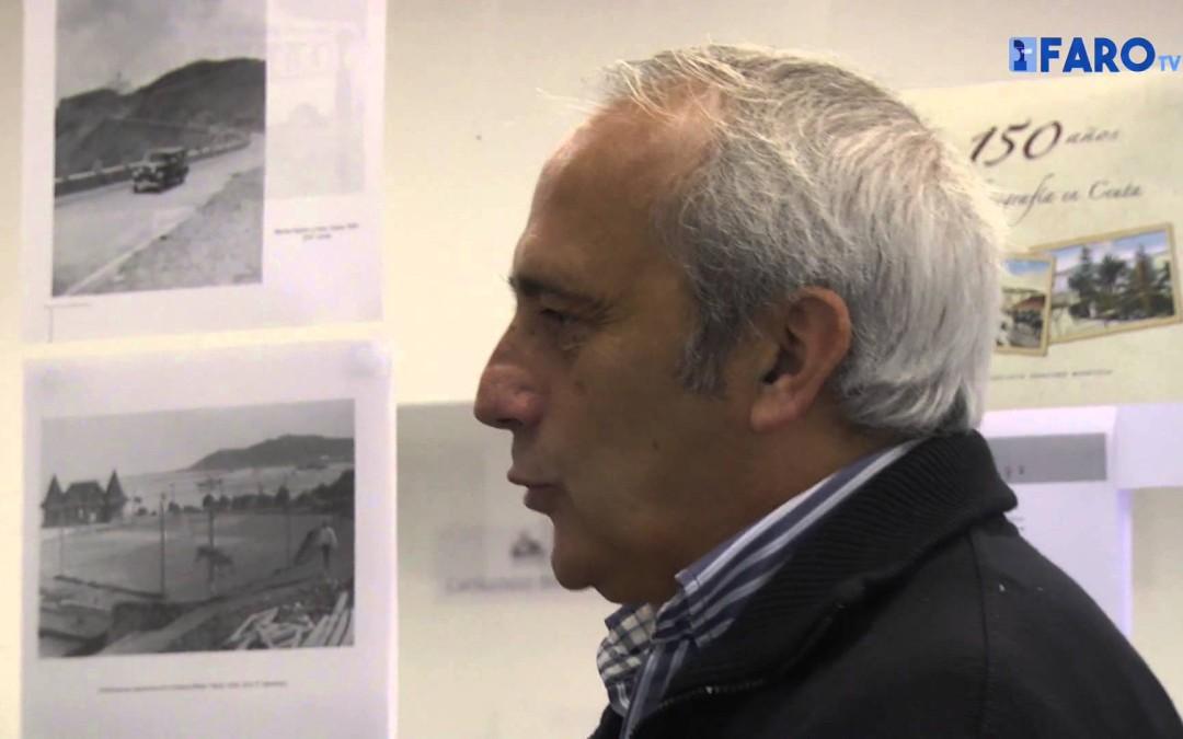 Exposición en la biblioteca Adolfo Suárez: '150 años de fotografía en Ceuta'