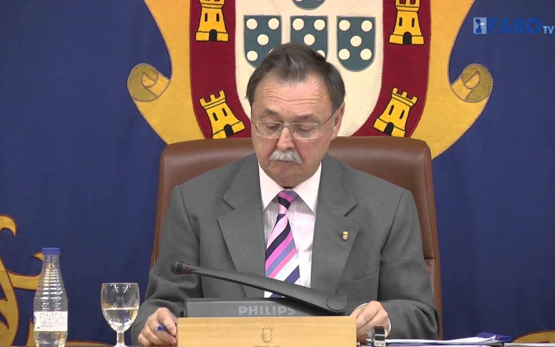 Los cuatro partidos de la oposición votan en contra de los presupuestos del PP para Ceuta