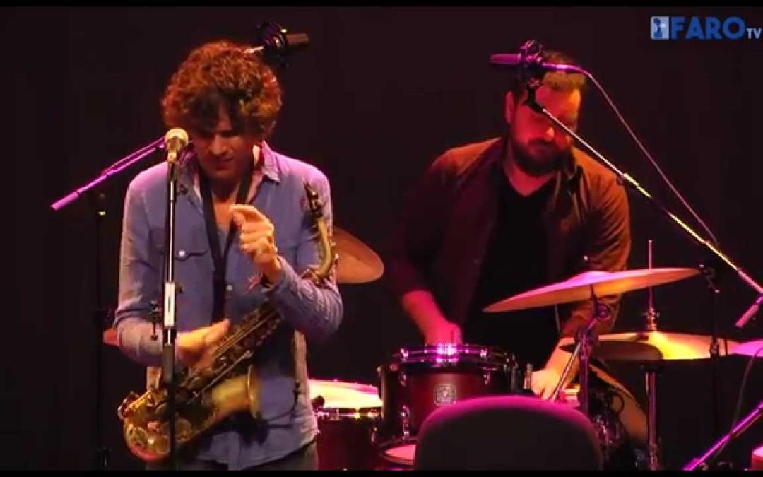 Antonio Lizana y el ceutí David León – 21 Festival Jazz Ceuta