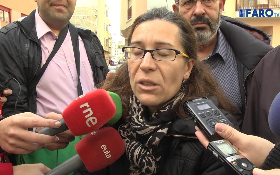 El PSOE en campaña electoral por Patio Castillo