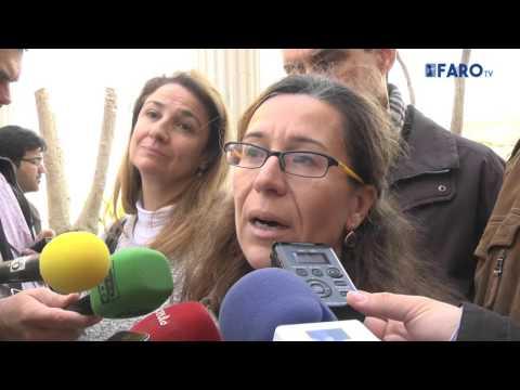 El PSOE critica al PP durante su campaña electoral