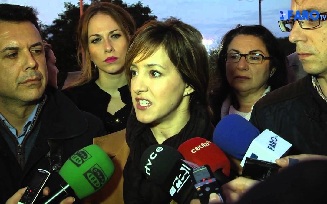 Los candidatos del PP han mostrado su férrea repulsa a las declaraciones de Laarbi Maateis