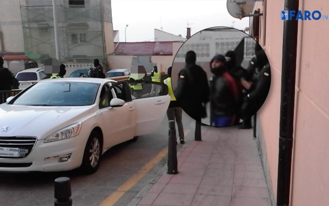 Un detenido en Ceuta acusado de captar a menores para el DAESH