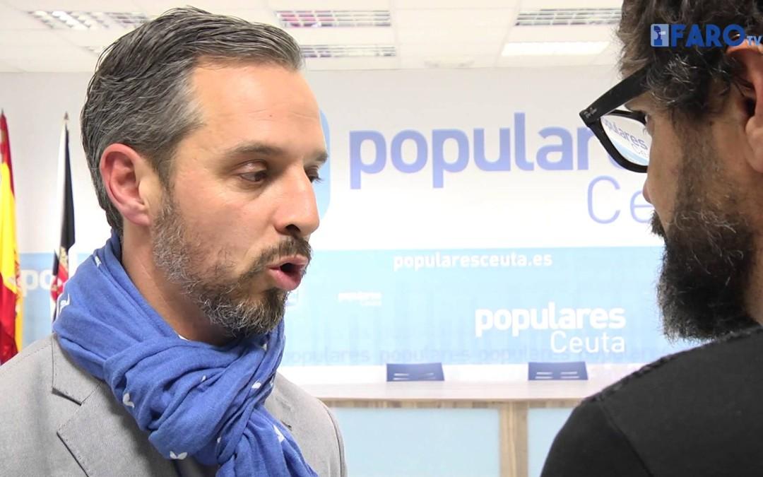 Primeras valoraciones de Juan Bravo de los resultados en Ceuta y en el conjunto del país