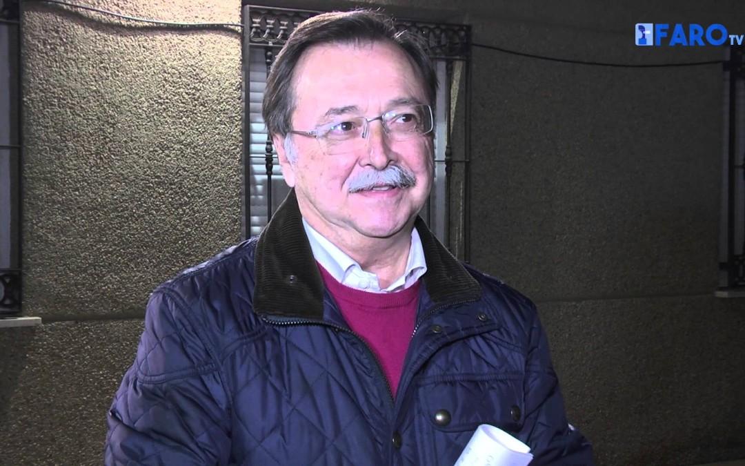 Los máximos responsables del PP de Ceuta permanecen reunidos a la espera de conocer los resultados