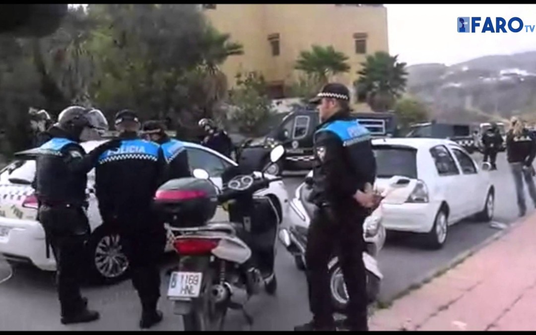 Tensión en el desalojo de una vivienda en el Príncipe por orden judicial