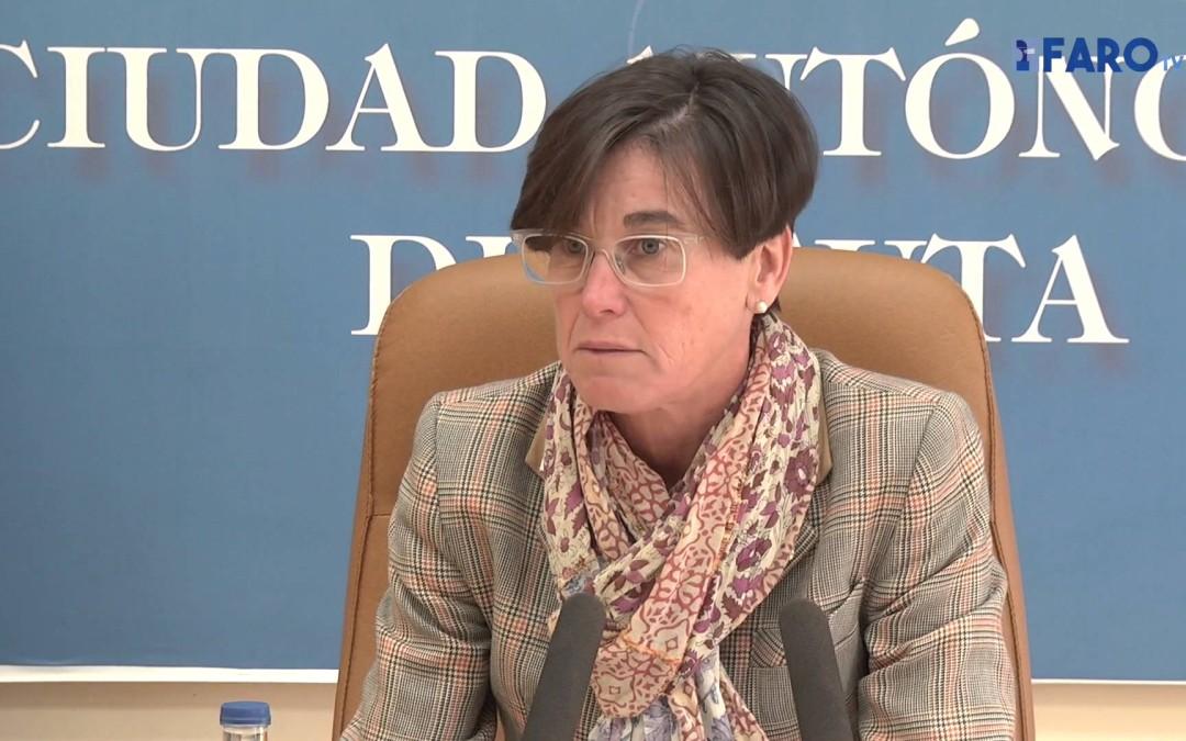 La Consejera Susana Román comparece en el Consejo de Gobierno