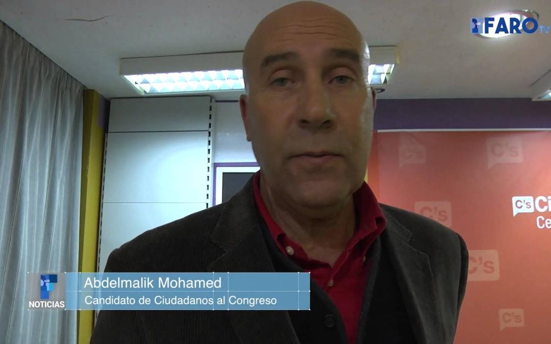 Abdelmalik Mohamed adelanta la baja la participación en las urnas