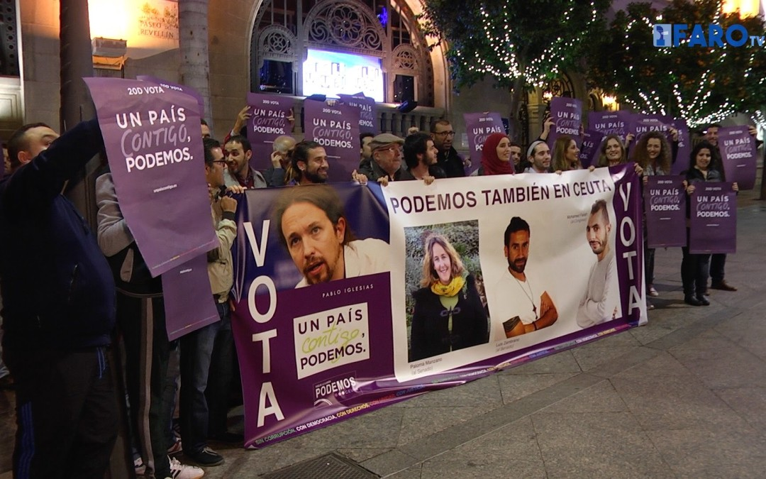 Arranca la campaña electoral en Ceuta
