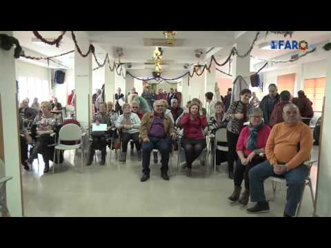 Entrega de premios en el Centro Social de Mayores
