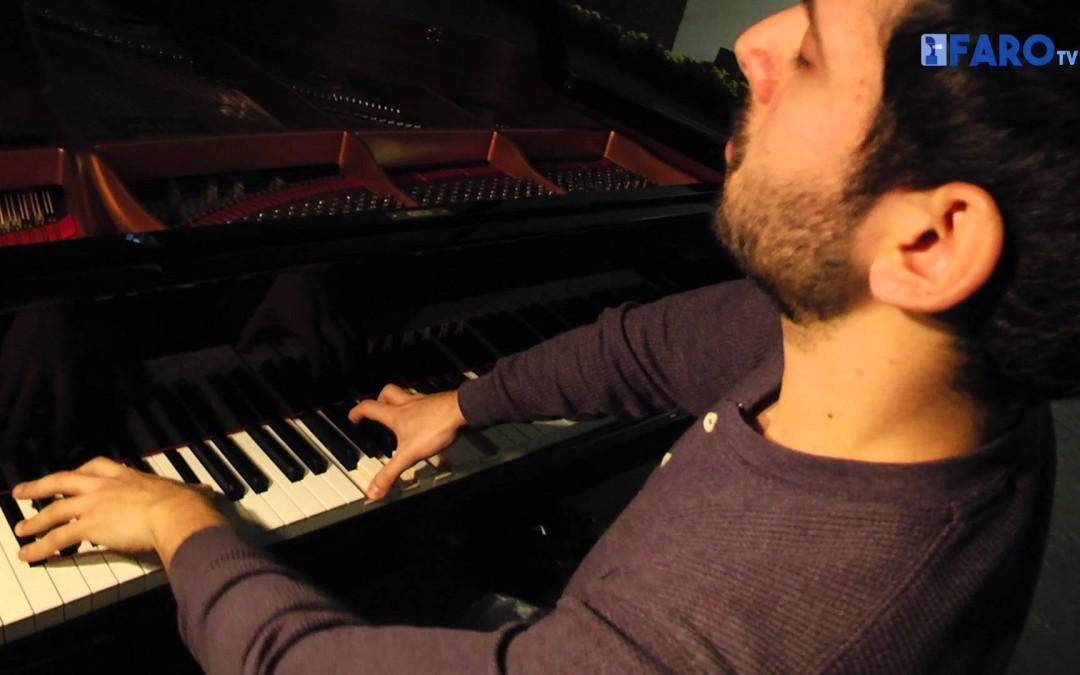 Álvaro Mur tocará este sábado a las 19:00 en el Auditorio del Revellín