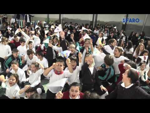 'Santa María Micaela' celebra el 'Día de la Paz'