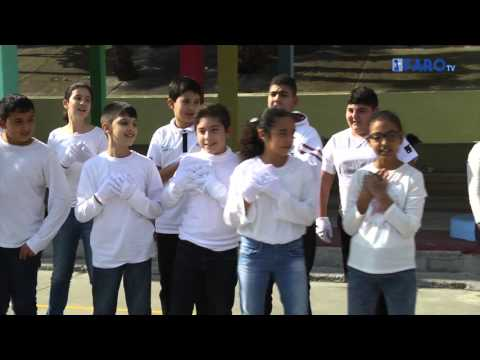 El CEIP Juan Carlos I celebra los actos escolares del 'Día de la No Violencia y la Paz'