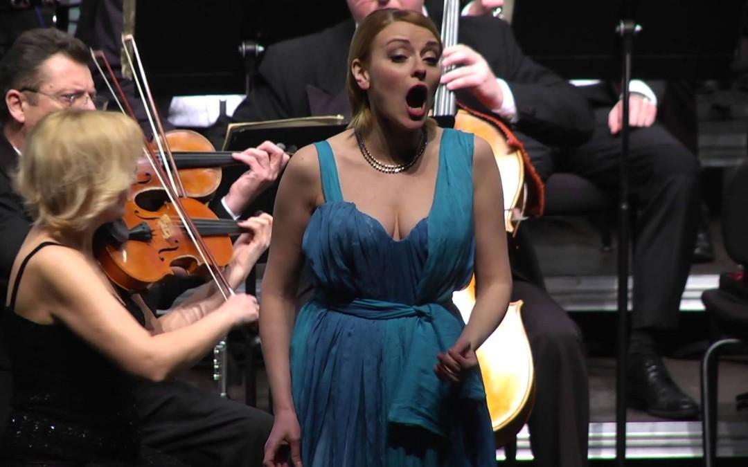 Concierto de Año Nuevo en Ceuta con la Orquesta Filarmónica  de Lemberg.