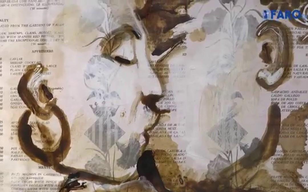 Exposición de Manuel Vázquez Montalbán en el Museo de Ceuta