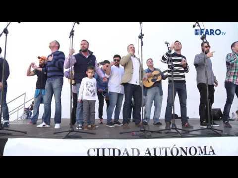 'La madre que los parió', chirigota de Ceuta en la Mejilloná