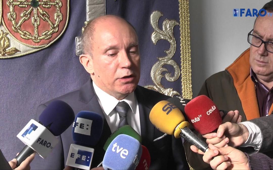 Comparecencia del Delegado del Gobierno sobre varios asuntos de interés