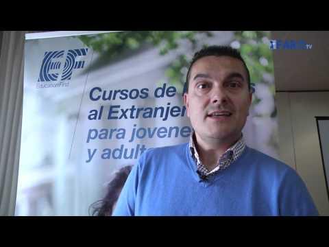 EF Education First presenta sus cursos de idiomas en Ceuta