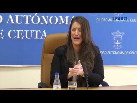 La cantaora Argentina presenta el concierto que ofrecerá en Ceuta