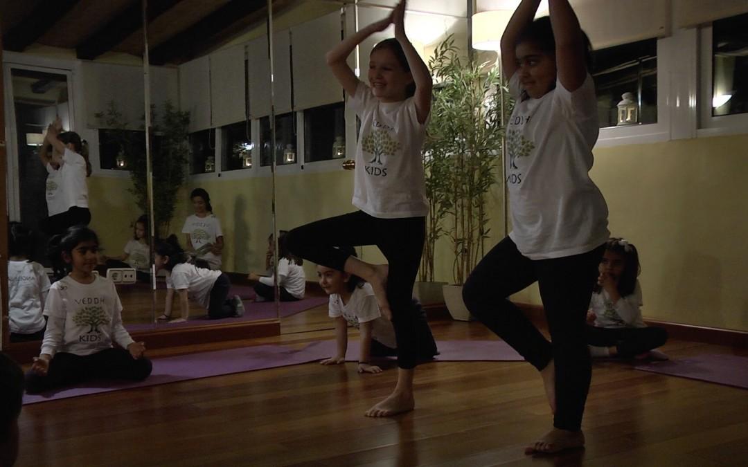 El Centro Veddh de Yoga celebra su primer aniversario