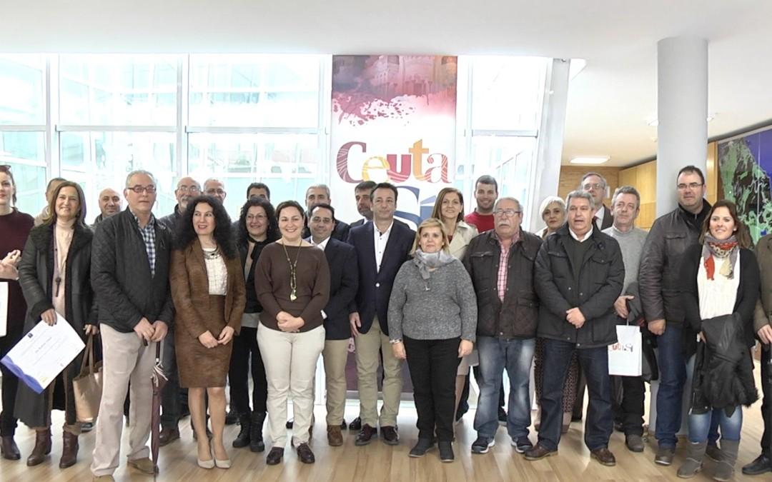 Turismo reconoce a las empresas ceutíes su aportación a la promoción de la ciudad