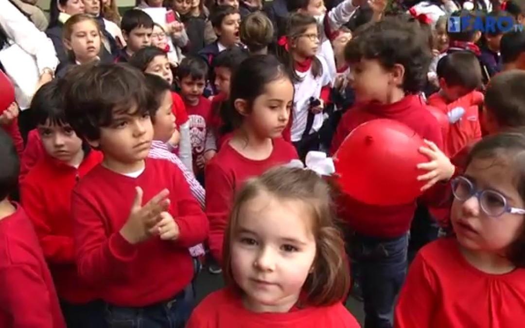 El colegio San Agustín organiza una jornada solidaria