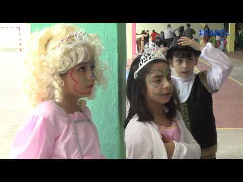 El colegio 'Juan Carlos I' celebra el Carnaval
