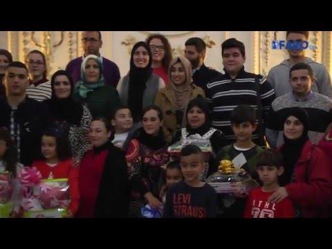 Jóvenes Caballas entrega los premios del concurso por la Pascua del Sacrificio