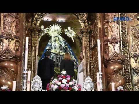Renovación del Voto de Acción de Gracias a Santa María de África Coronada