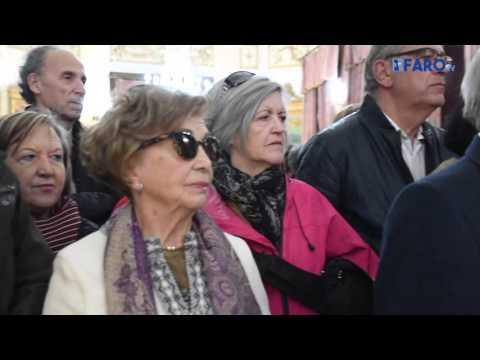 Las autoridades locales recibieron al primer grupo de de viajeros del Imserso