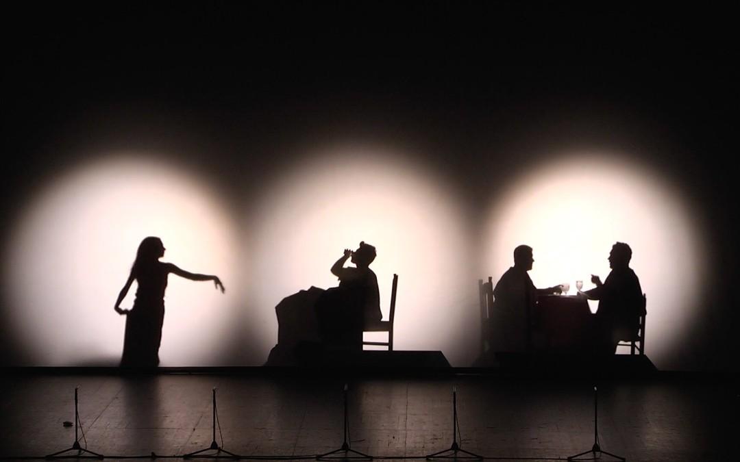 La vida de San Agustín, en teatro por el centenario del Colegio (obra íntegra)