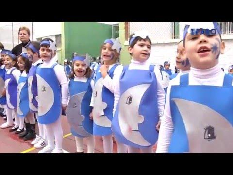 Así han vivido hoy el carnaval en el 'Lope de Vega'