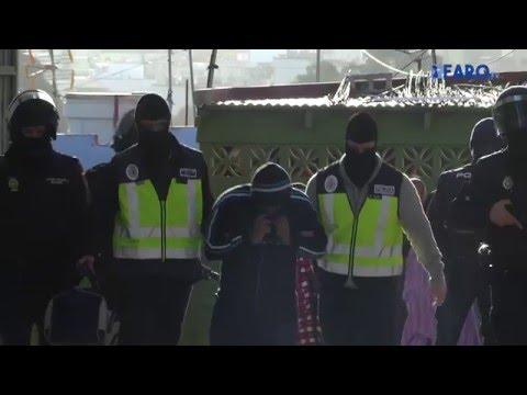 Operación en Ceuta contra el yihadismo coordinada con Marruecos