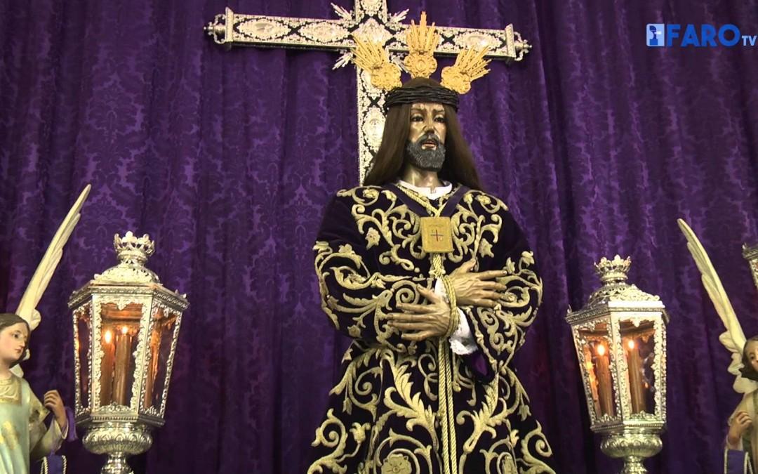 A los pies del 'Medinaceli', el Señor de Ceuta