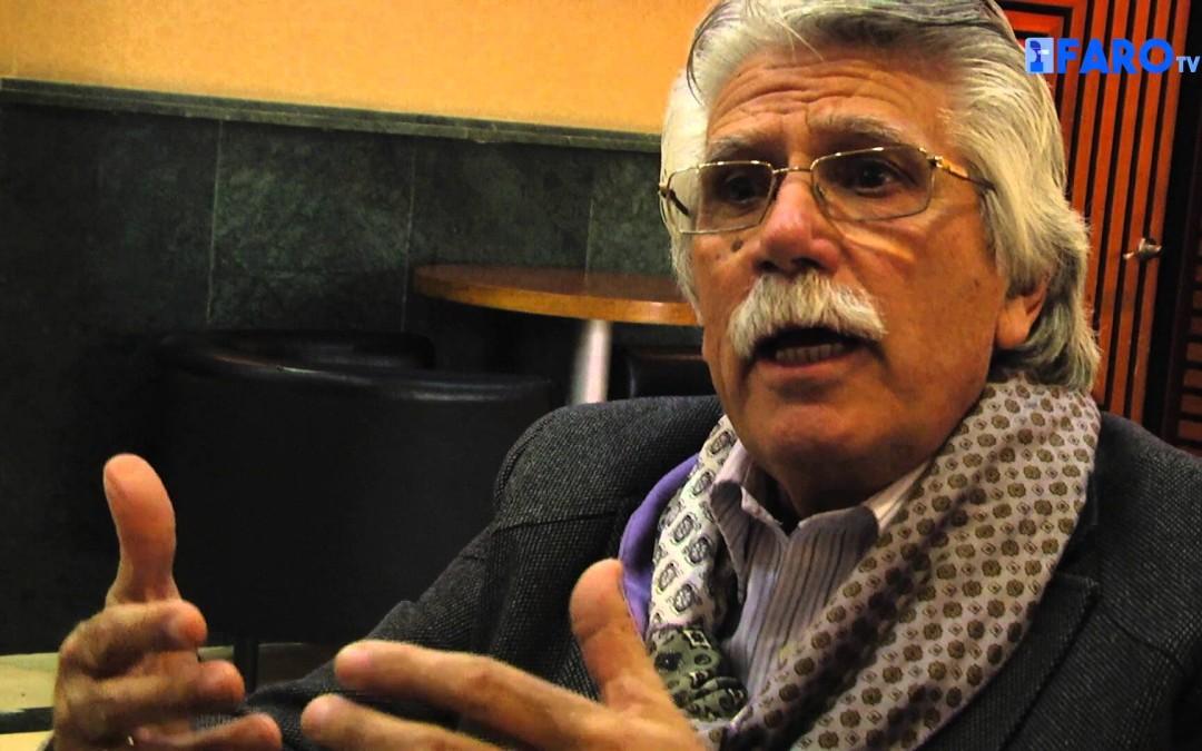 Senador Pallero, experto en pedagogía, habla con FaroTV