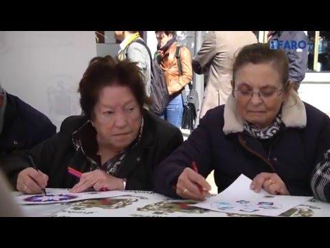 La Fundación Gallardo muestra a los ceutíes su labor con los mayores