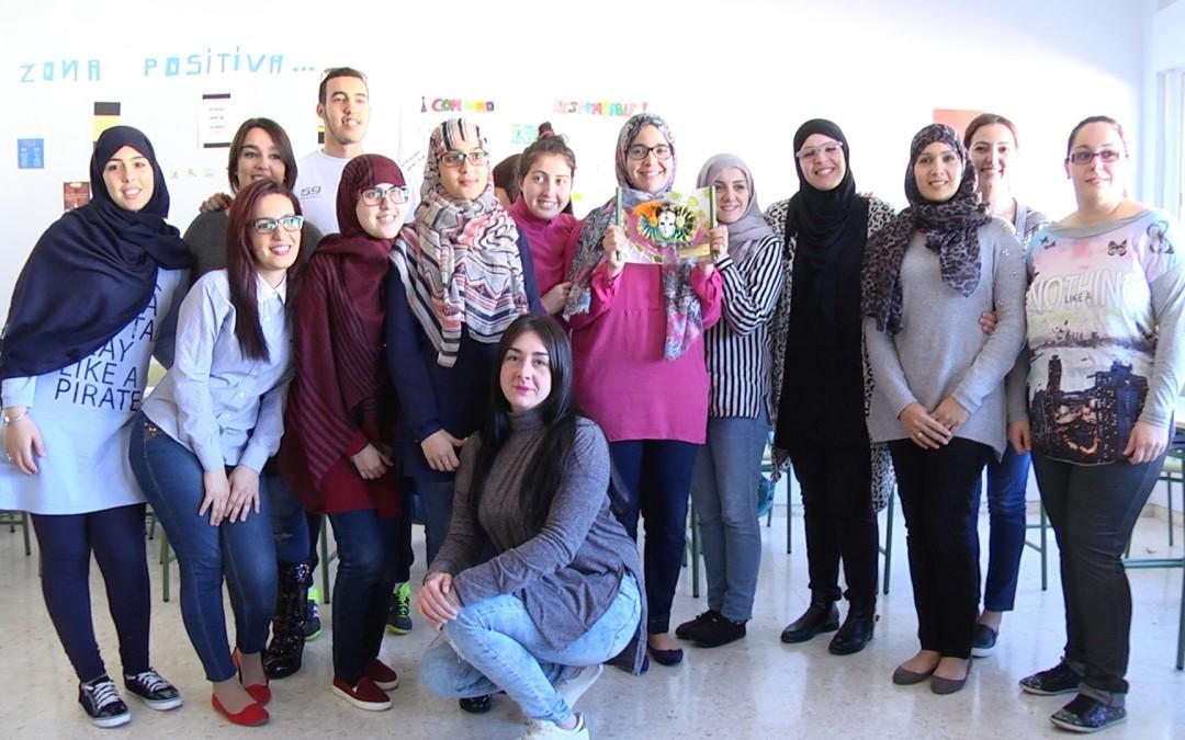 El IES Almina recibe un premio por la labor de sus alumnos en Carnaval
