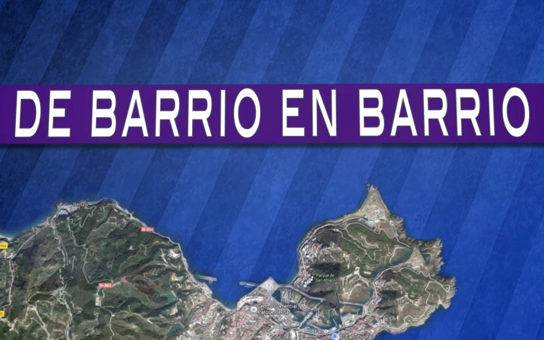 'De barrio en barrio' – Benzú