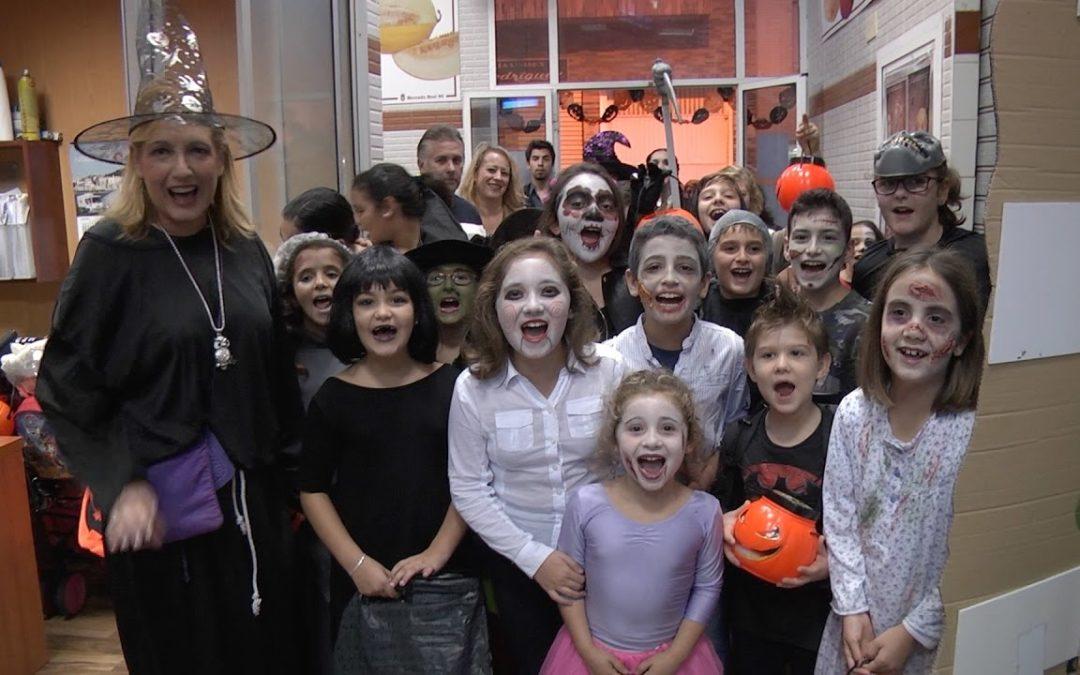 Halloween en el Mercado de Real 90