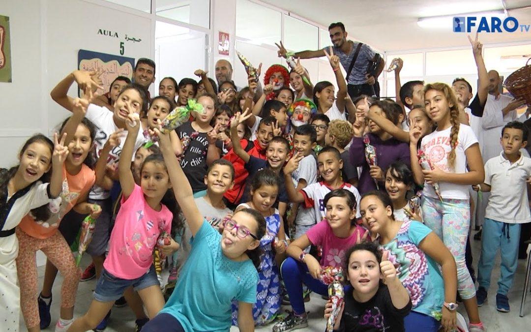 Abu Al Hassan Acharri festeja la 'Achura'