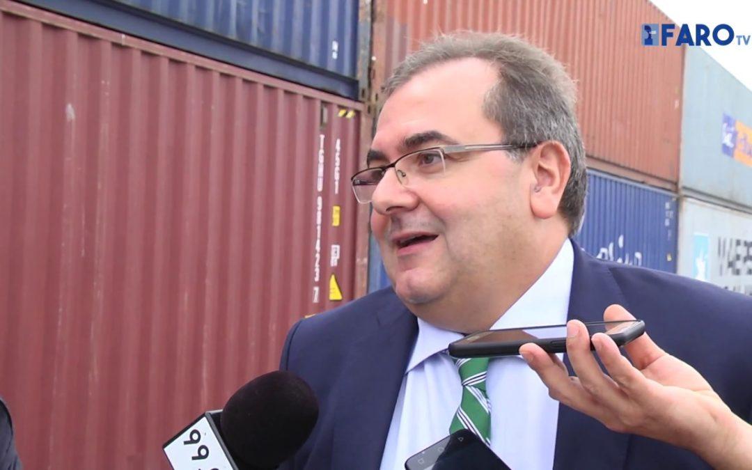 Maersk y Marítima del Estrecho han inaugurado su depósito de contenedores en el puerto