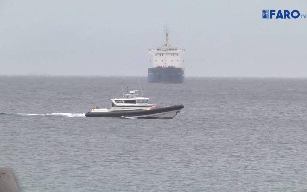 Guardia Civil y Salvamento Marítimo, alertados por un posible naufragio