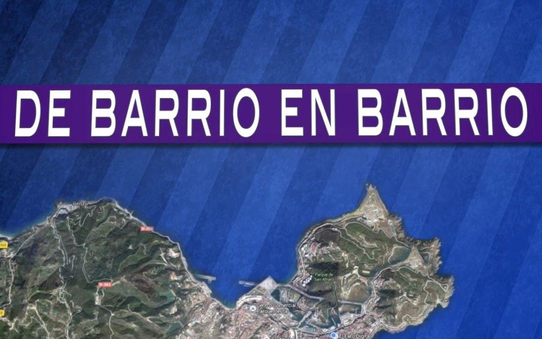 'De barrio en barrio' – Virgen de la Palma