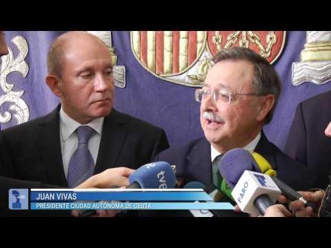 """Vivas habla de """"explorar"""" acuerdos con Marruecos sobre los MENAS"""