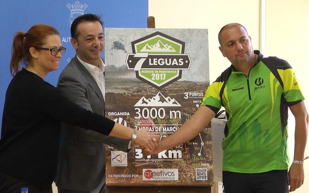 'Manada' presenta la innovadora prueba deportiva '7 Leguas'