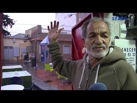 Vecinos de Villajovita denuncian el caos circulatorio