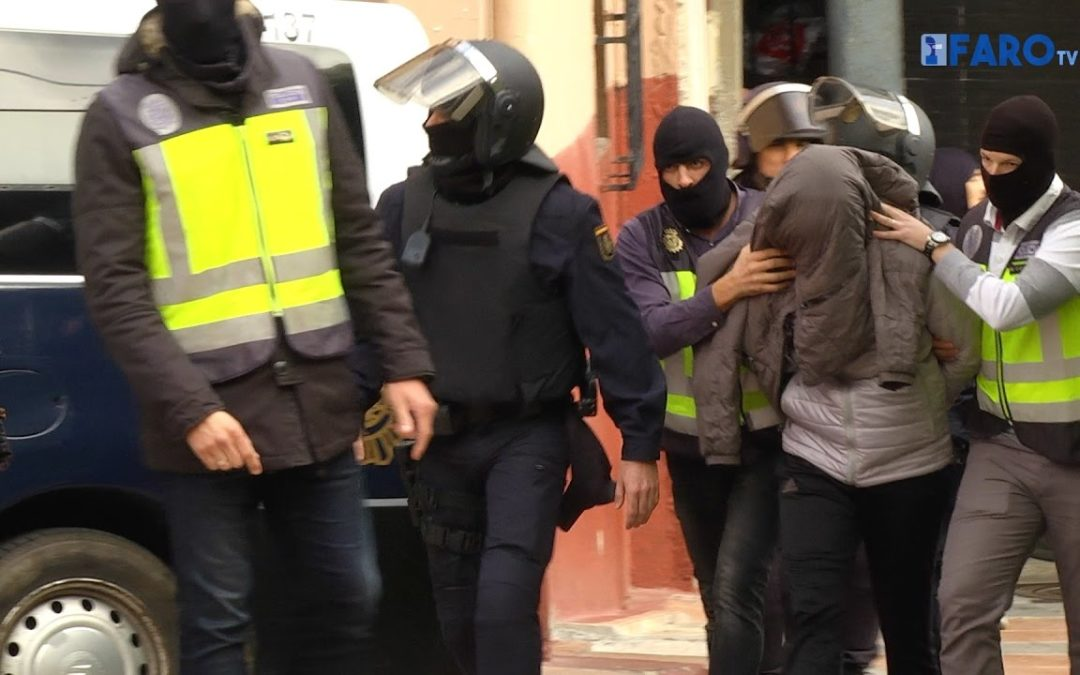 Desarticulada una célula vinculada al Daesh en Ceuta