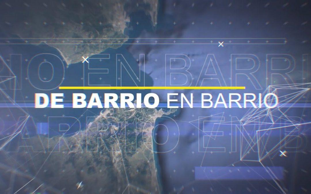 'De barrio en barrio' – San Amaro