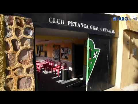 Robo en el Club de Petanca General Carvajal